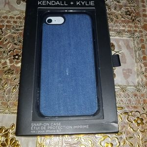 Kendall and kylie i phone 8/7 case